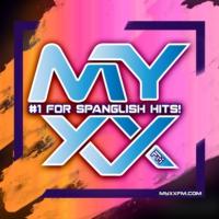 Logo de la radio MYXX FM (MIX FM Dallas)