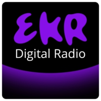 Logo of radio station EKR - ROCK PARADISE