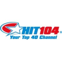 Logo de la radio HIT 104