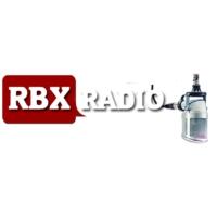 Logo of radio station RBX Radio