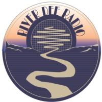 Logo of radio station River Dee Radio
