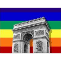 Logo of radio station Paris Gay FM