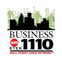 Logo de la radio KTEK Business 1110 AM
