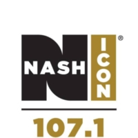 Logo of radio station KARX 107.1 NASH Icon