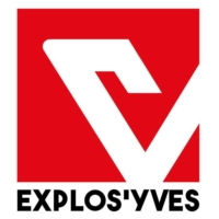 Logo of radio station Explos'yves Radio