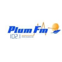 Logo de la radio Plum FM