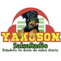 Logo of radio station YakosonSalsaRadio