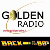 Logo of radio station Golden Radio 80s