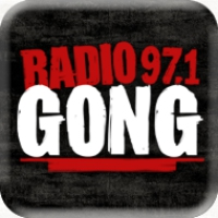 Logo of radio station Radio Gong 97.1 FM