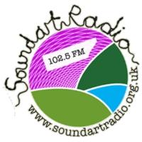 Logo of radio station Soundart Radio