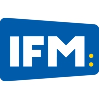 Logo of radio station IFM
