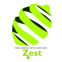Logo of radio station Zest