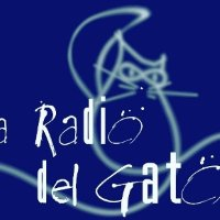 Logo of radio station La radio del gato