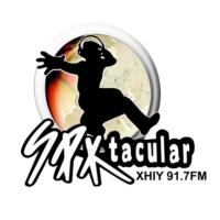 Logo of radio station Espectacular 91.7 FM