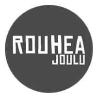 Logo of radio station Rouhea Joulu