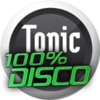 Logo of radio station Tonic Radio 100% Disco