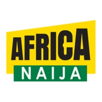 Logo of radio station Africa Naija