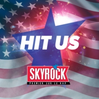 Logo of radio station Skyrock Hit US