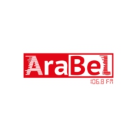 Logo of radio station AraBel FM - 106.8