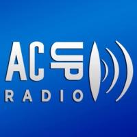 Logo of radio station ACUP Radio