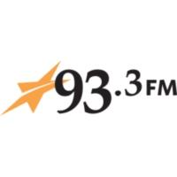 Logo of radio station WAKW STAR 93.3 FM
