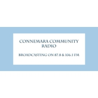 Logo de la radio Connemara Community Radio