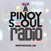 Logo of radio station Pinoy Seoul Radio