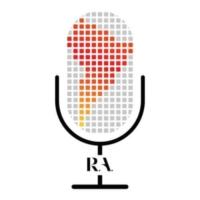 Logo of radio station RA