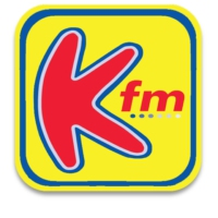 Logo of radio station KFM Radio