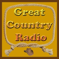 Logo of radio station Great Country Radio