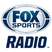 Logo of radio station FOX Sports Radio