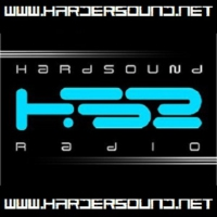 Logo of radio station HSR Hardcore Radio