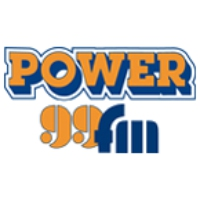 Logo of radio station Power 99
