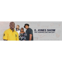 Logo of radio station The E.Jones Show