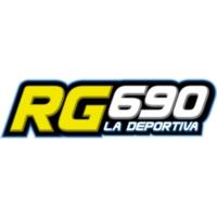 Logo of radio station XERG-AM La Deportiva 690