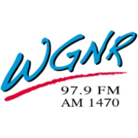 Logo of radio station WGNR Moody Broadcasting Network 97.9 FM