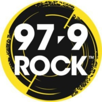 Logo of radio station CKYX-FM 97.9 ROCK