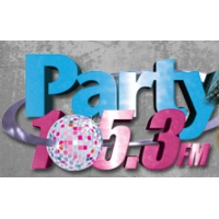 Logo of radio station WPTY Party 105