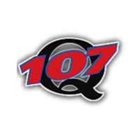 Logo of radio station KTBQ Q107.7