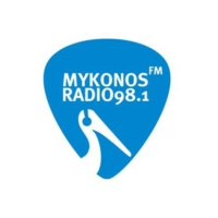 Logo of radio station Mykonos FM 98,1