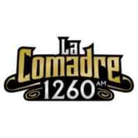 Logo of radio station XEL-AM La Comadre 1260 AM