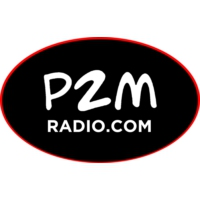 Logo of radio station P2M Radio