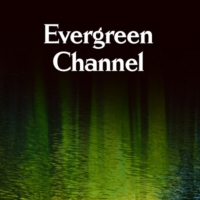 Logo of radio station KING-FM Evergreen Channel