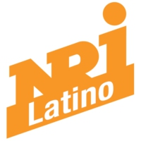 Logo of radio station NRJ Latino