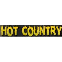 Logo de la radio Hot Country