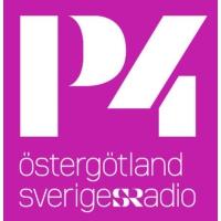 Logo de la radio Sveriges Radio - P4 Östergötland