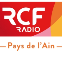 Logo of radio station RCF Pays de l'Ain