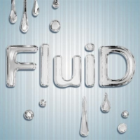 Logo of radio station SomaFM: Fluid