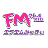 Logo of radio station FM Miki 76.1