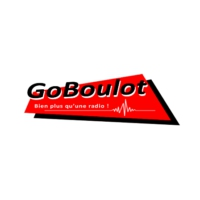 Logo of radio station GoBoulot la radio